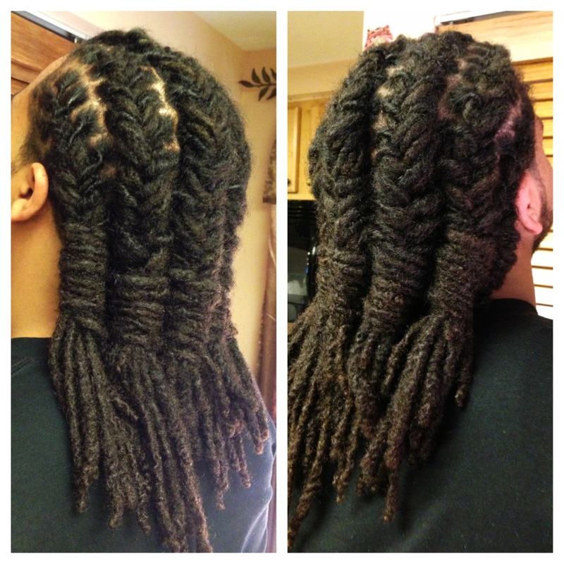 Dreadlocks - Nicki's Braids